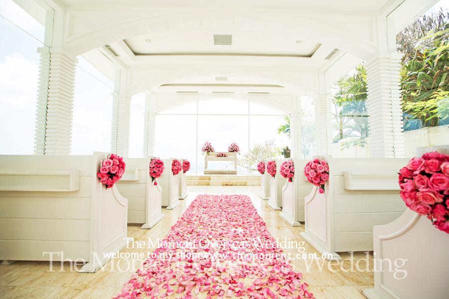 婚礼仪式现场图片